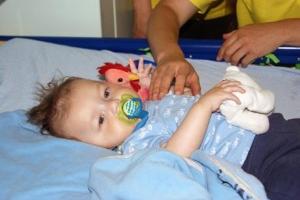 reiki for sick children