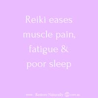 reiki and fibromyalgia