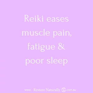 reiki and fibromyalgia