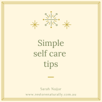 reiki and self care