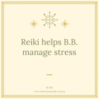 Reiki and Stress